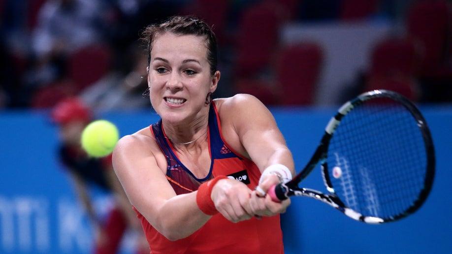 76ef1b18-Bulgaria Tennis WTA Tournment