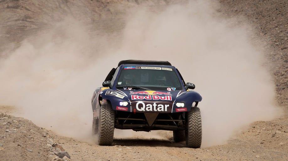 Chile Rally Dakar