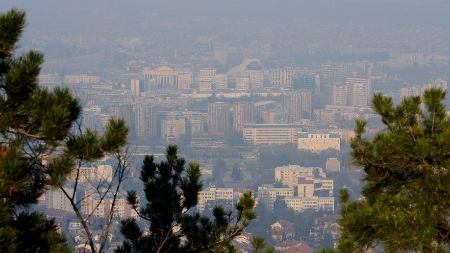 Macedonia Air Pollution