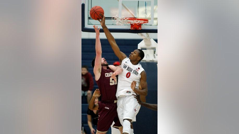 86bb9d4b-Charleston San Diego St Basketball
