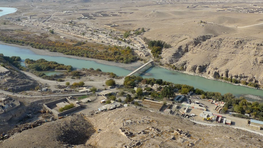 Afghanistan Bringing Home The Dam