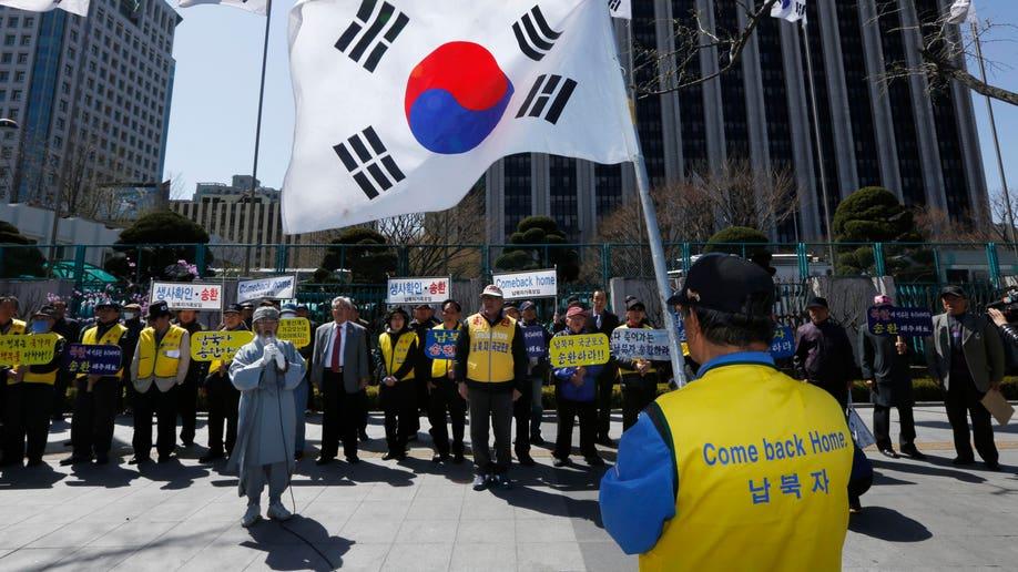 19a2799e-South Korea Koreas Tension