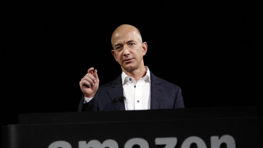 Ecuador Jeff Bezos