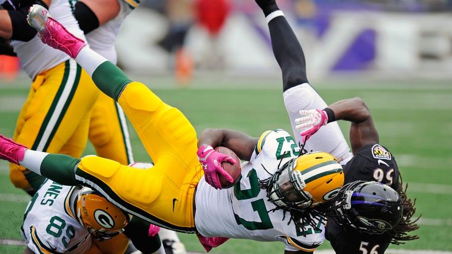 acebc485-Packers Ravens Football