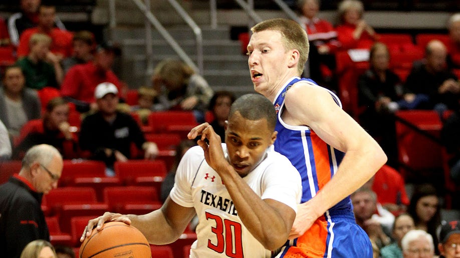 Houston Baptist Texas Tech Basketball