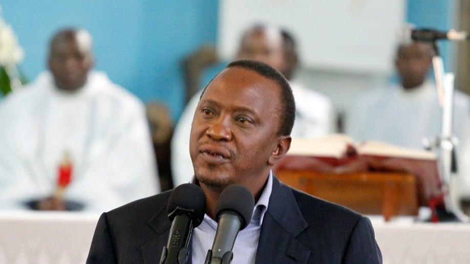 CORRECTION Kenya Election