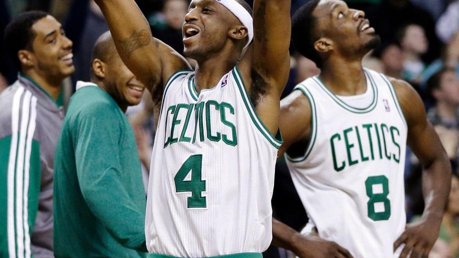 Nuggets Celtics Basketball