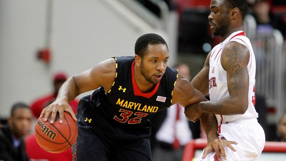 Maryland NC State Basketball