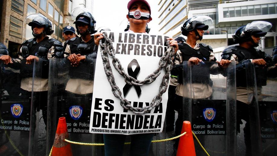 17bec9fc-Venezuela Protest