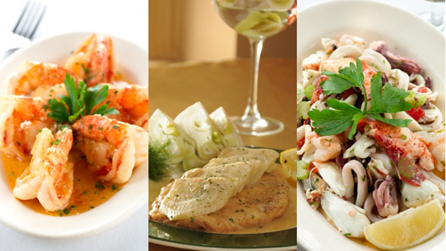7 Fishes Christmas Eve Italian Recipes.Feast Of The 7 Fish Christmas Eve Italian Style Fox News