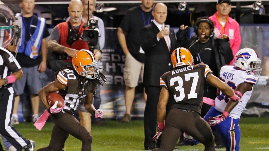 Bills Browns Football