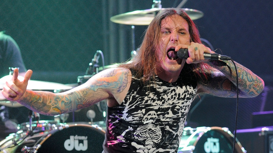 Metal Singer Killer For Hire