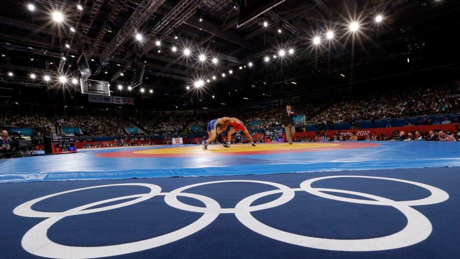 8a134f5d-Switzerland IOC Meeting Wrestling