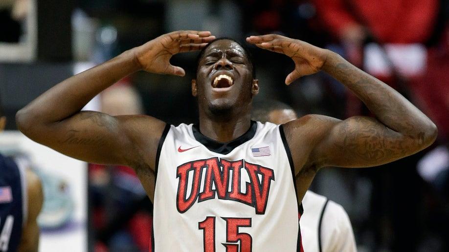 Nevada UNLV Basketball