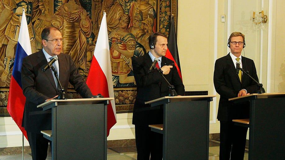Poland Russia Syria