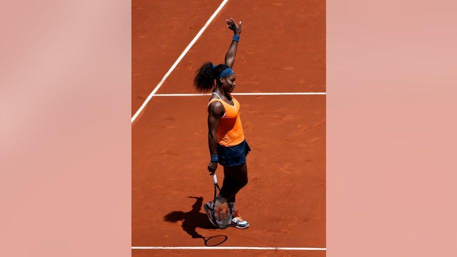 c9f2c027-Spain Madrid Open Tennis