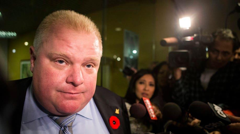 Toronto Mayor
