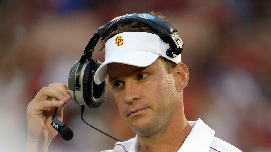 USC Kiffin Football