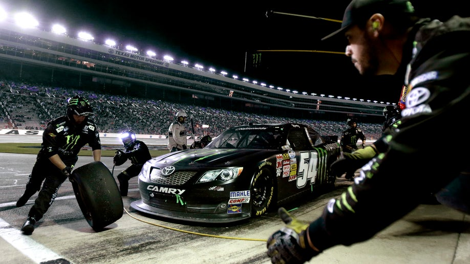 dbebe631-NASCAR Nationwide Auto Racing