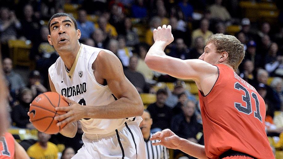 Utah Colorado Basketball