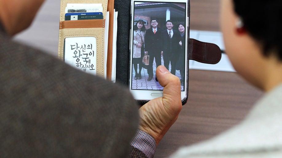South Korea Jailed Conscript