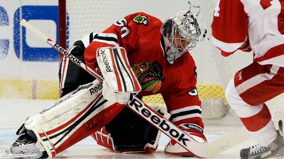 6cac6fe3-Red Wings Blackhawks Hockey