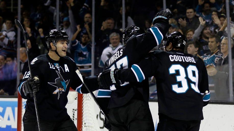 Lightning Sharks Hockey