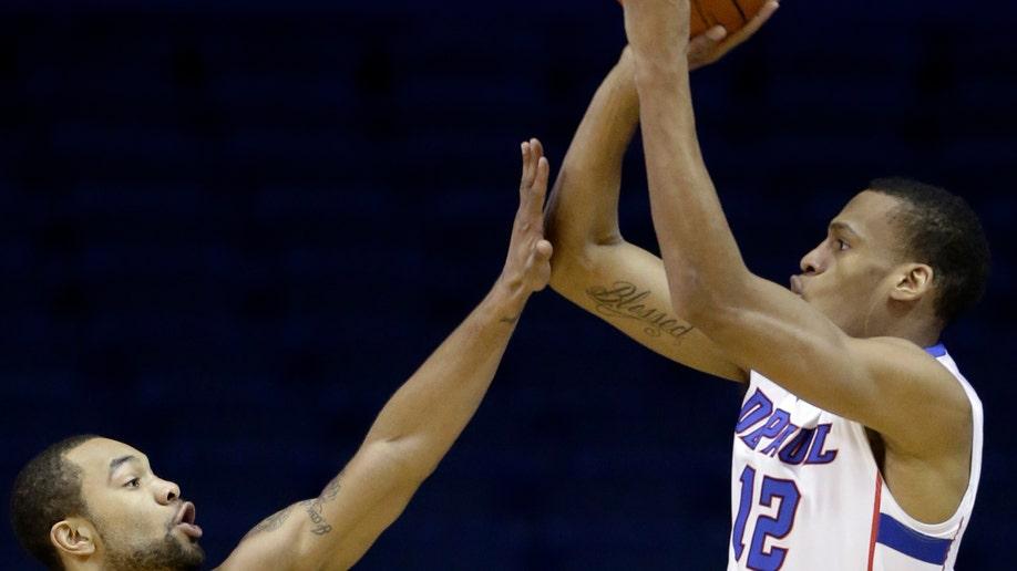 UMBC DePaul Basketball