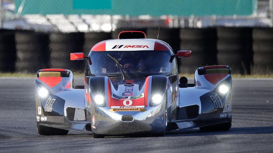 b6652d6a-IMSA Daytona 24 Hours Auto Racing