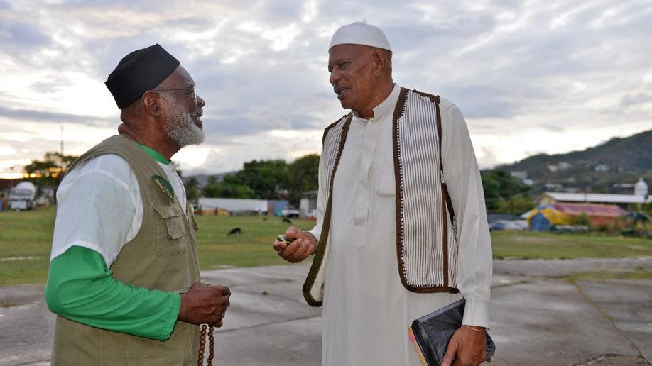 Trinidad Muslim Coup