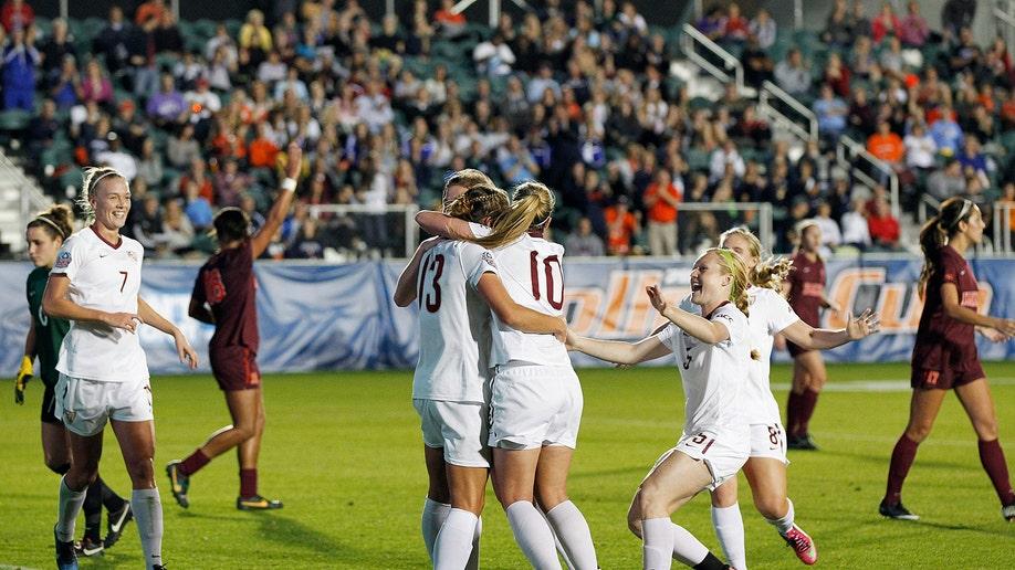 Virginia Tech Florida St Soccer