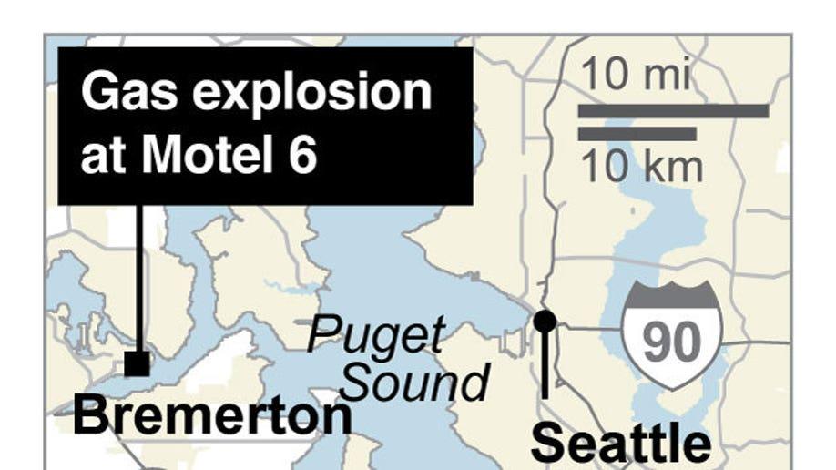 MOTEL 6 EXPLOSION