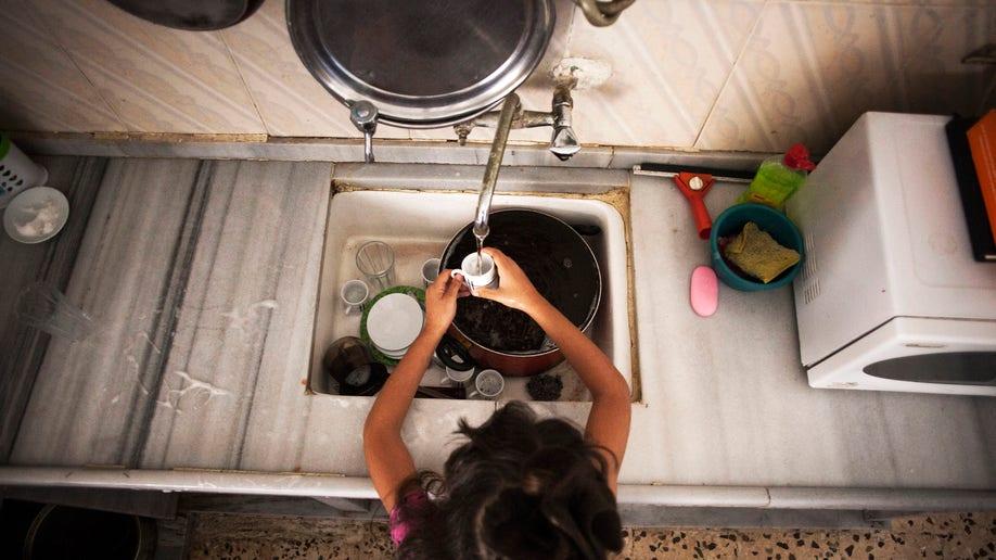 c4678617-APTOPIX Mideast Syrian Refugees City Life
