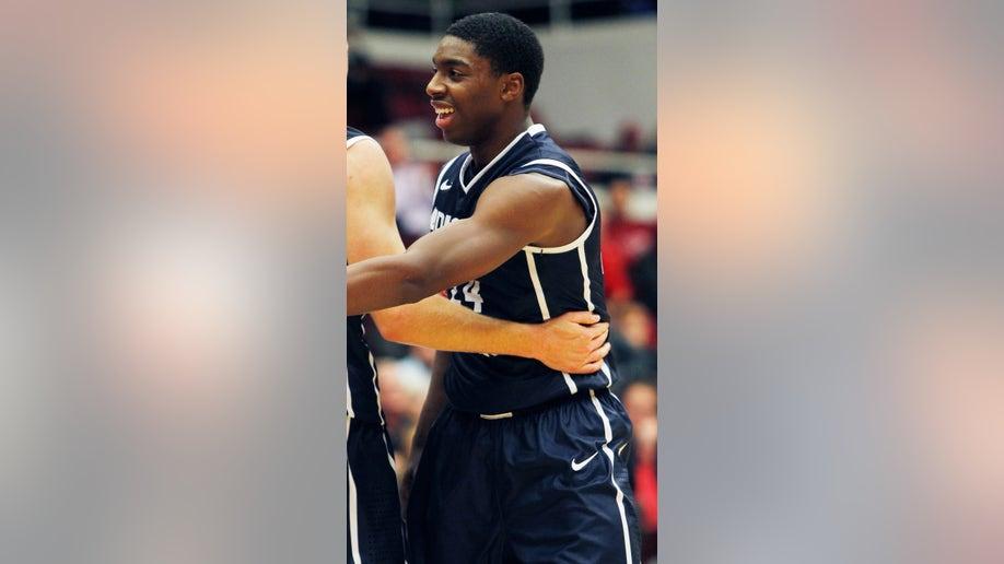 BYU Stanford Basketball