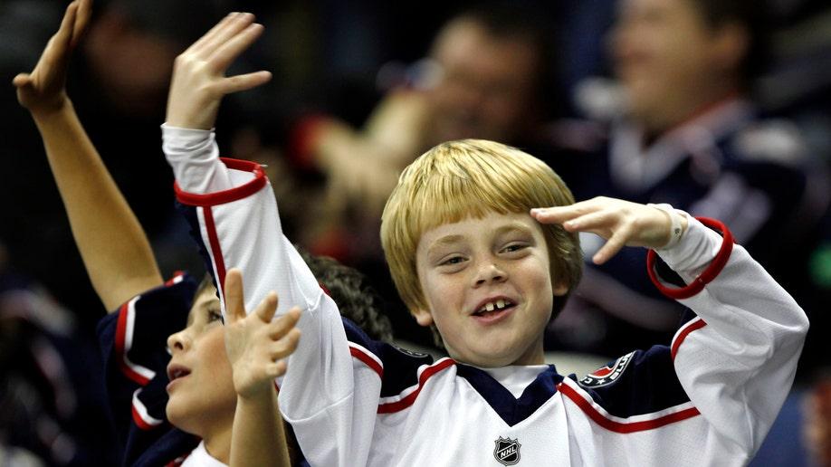 Blue Jackets Tickets Hockey