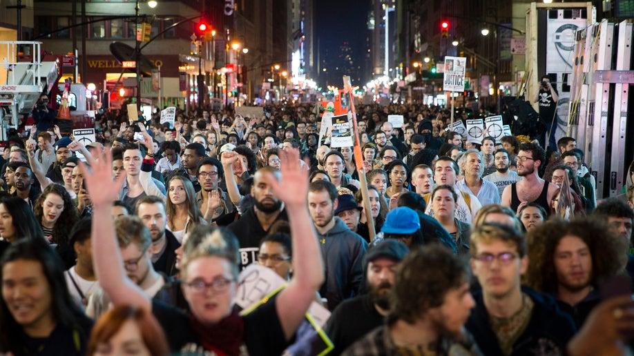 8fc6c97d-Ferguson Nationwide Protests