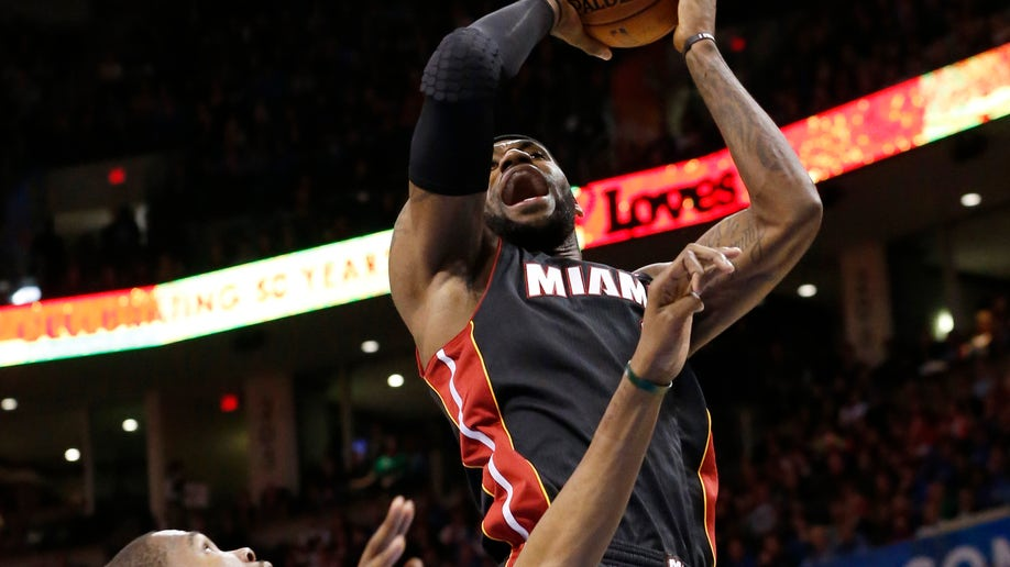 Heat Thunder Basketball