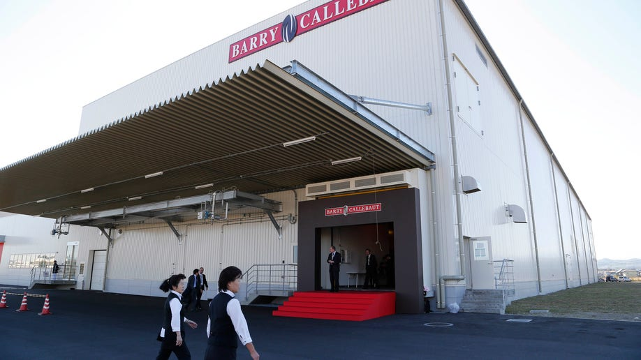 Japan Chocolate Factory
