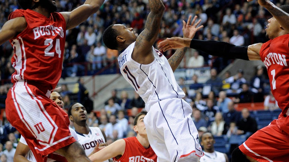 Boston University UConn Basketball
