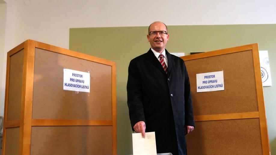 c451a98e-Czech Republic Elections
