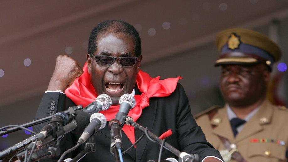 Zimbabwe Mugabe Birthday Celebrations