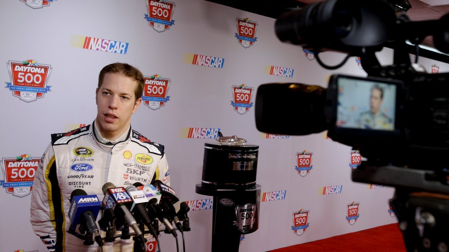 77f62478-NASCAR Daytona Media Day Auto Racing