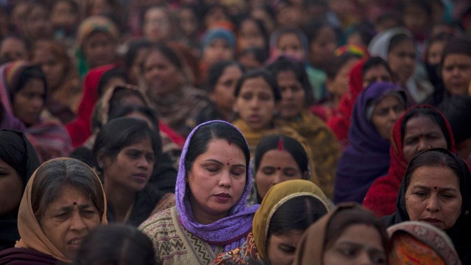 APTOPIX India Gang Rape
