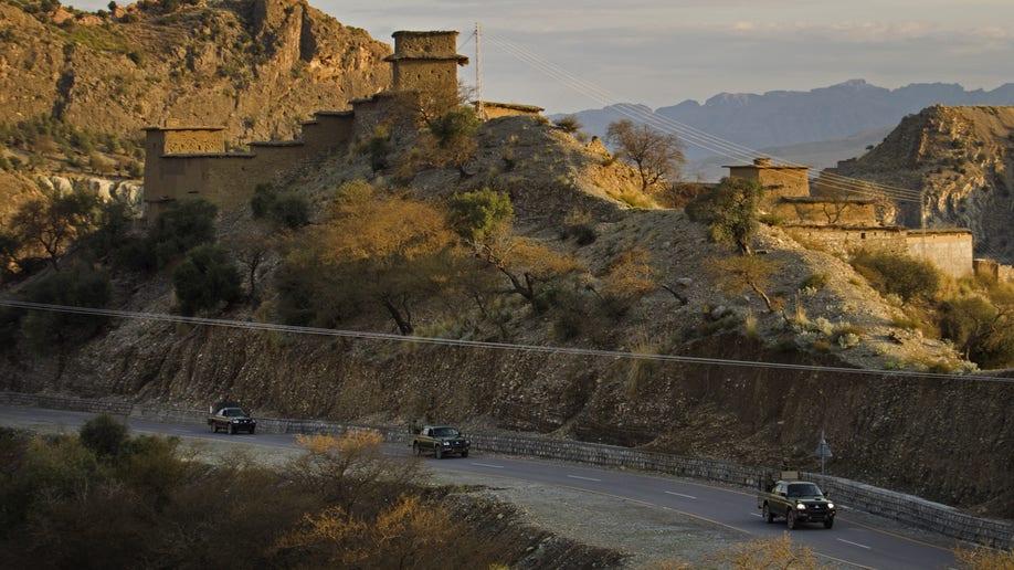 Pakistan South Waziristan