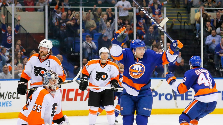 a4955716-Flyers Islanders Hockey
