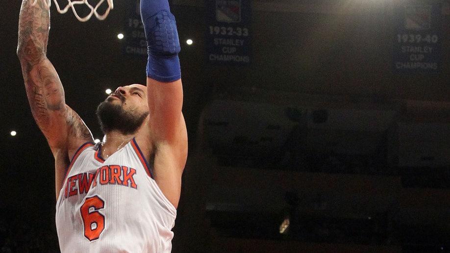 Magic Knicks Basketball