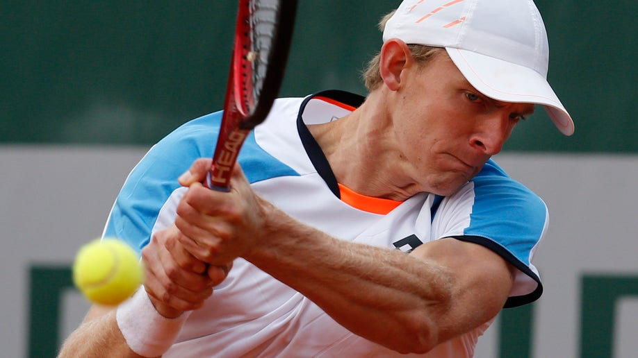 547447e4-France Tennis French Open