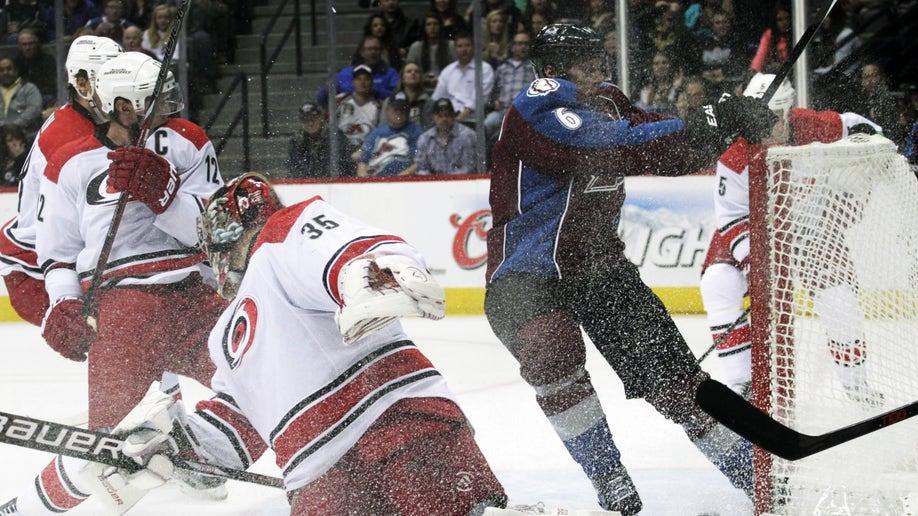 Hurricanes Avalanche Hockey
