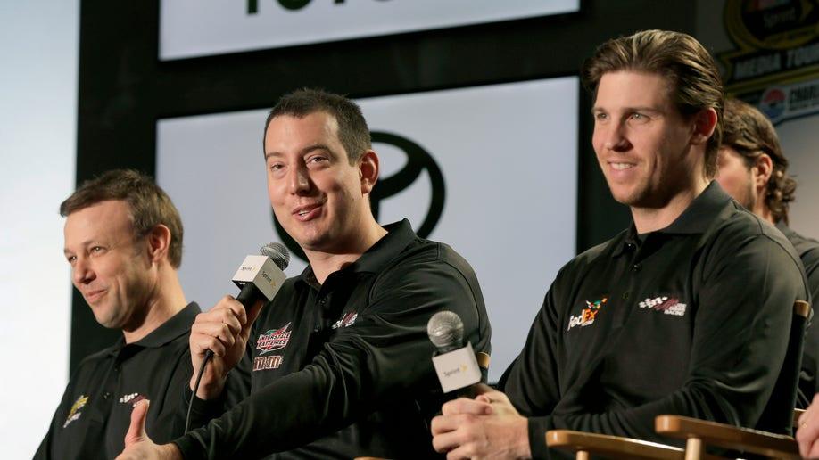 0af36f9d-NASCAR Media Tour Auto Racing