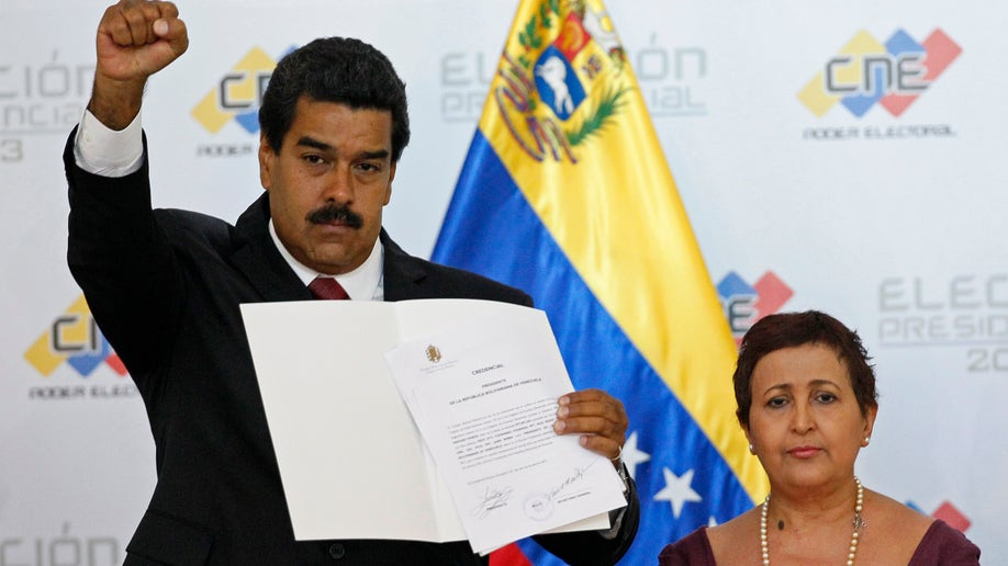 56847767-Venezuela Election